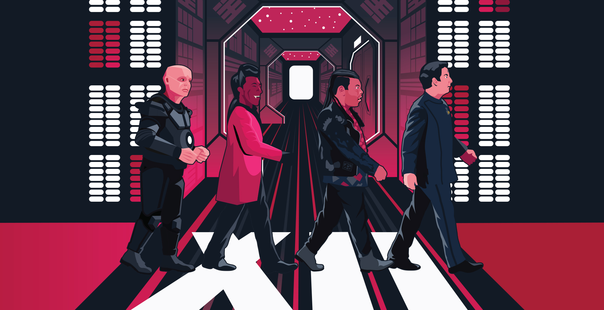 Red Dwarf XII – PosterSpy Competition